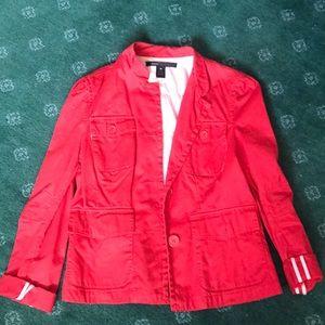 Marc Jacobs Red Blazer/jacket